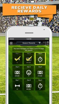 Goal Football Manager 5
