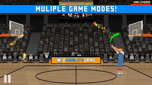 Hardwood Rivals Basketball 2