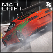 Mad Drift Extreme Racing