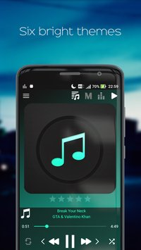 Megamix Player music player5