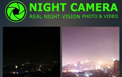 Night Vision Photo and Video