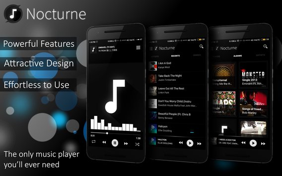 Nocturne Music Player1