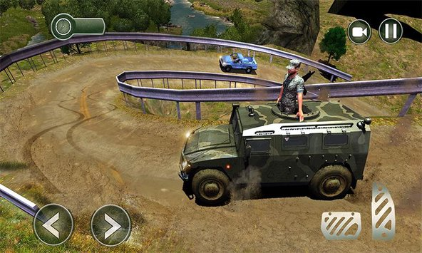 OffRoad US Army Transport Sim 1