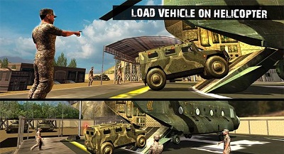 OffRoad US Army Transport Sim 2