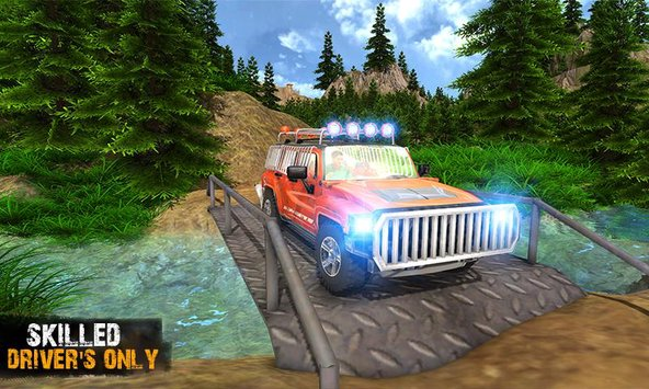 Offroad Jeep Crazy Hill Drive 4