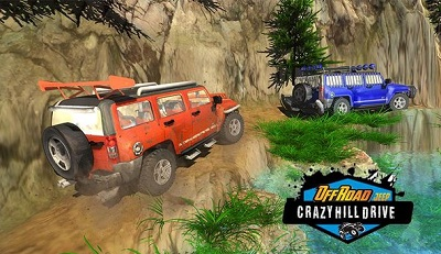 Offroad Jeep Crazy Hill Drive 5