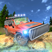 Offroad Jeep Crazy Hill Drive