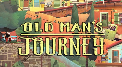Old Mans Journey logo