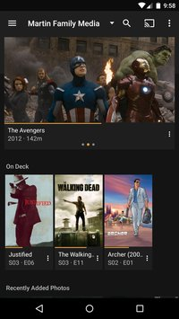 Plex for Android1