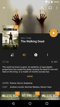 Plex for Android2