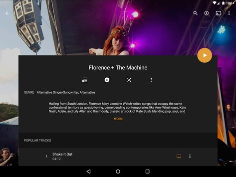 Plex for Android9