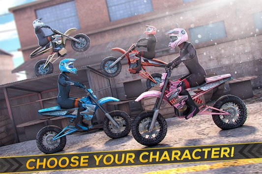 Real Motor Bike Racing 2