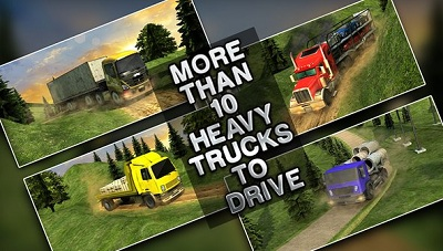 Real Truck Parking Mania 2017 1