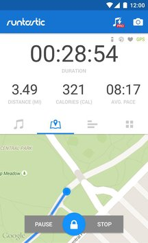 Runtastic Running Fitness1