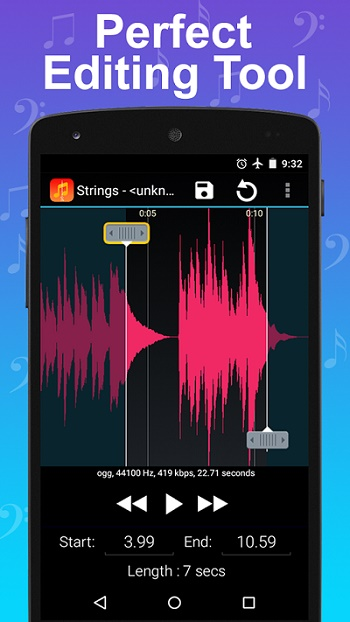 Song cutter Pro Advance2