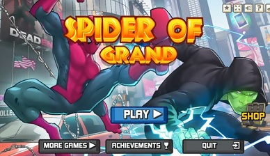 Spider Of Grand City 1
