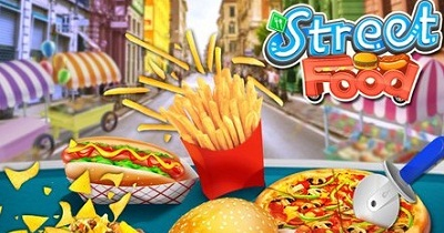 Street Food Stand Cooking Game 1