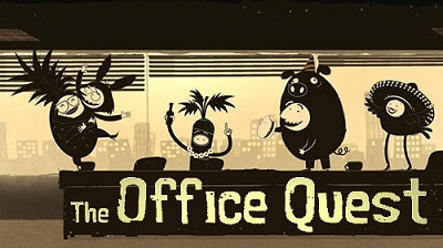 The Office Quest logo