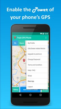 Track GPS Mobile Phone3