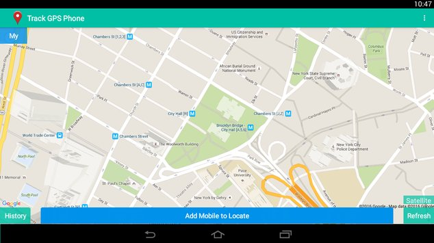 Track GPS Mobile Phone6