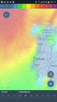 WINDY wind weather forecast1