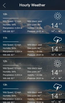 Weather Forecast4