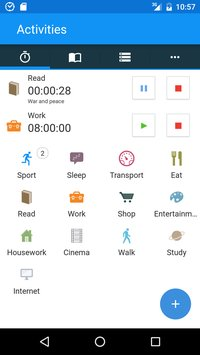 aTimeLogger Time Tracker1