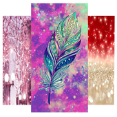 1800 Glitter Wallpapers