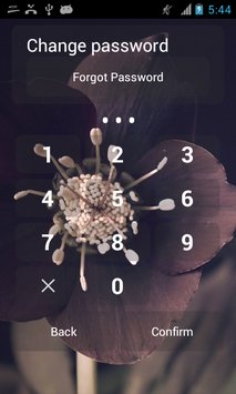 Apps Lock Pattern and Password10