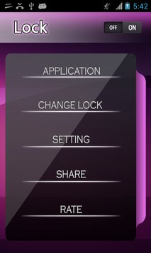 Apps Lock Pattern and Password6