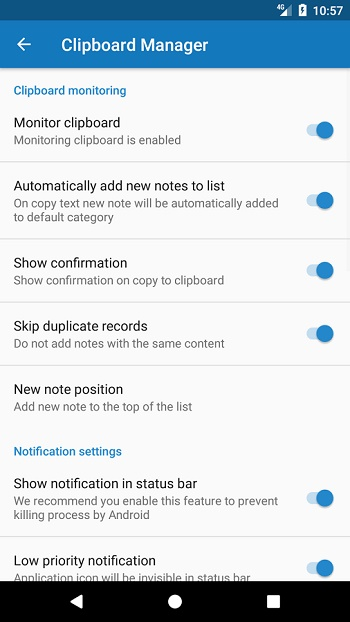 Clipboard Manager Pro5