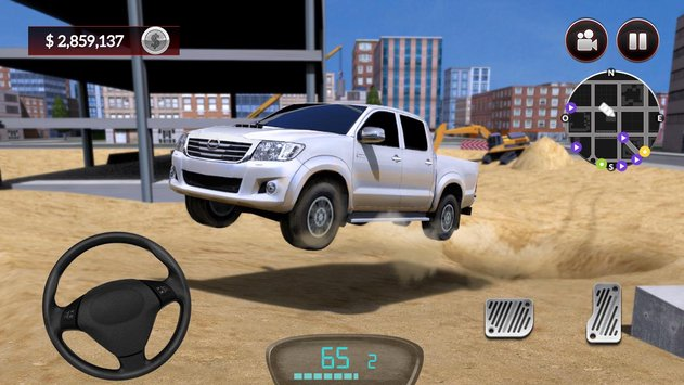 Drive for Speed Simulator 6