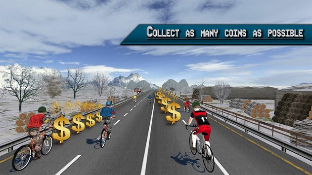 Extreme Bicycle racing 2017 4
