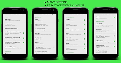 FAST LAUNCHER PRO Fast Simple3