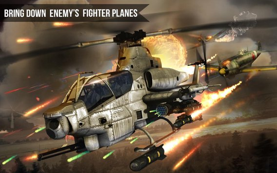Helicopter Games Simulator 4