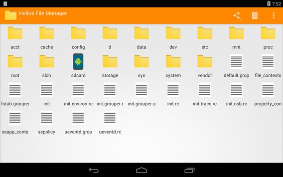 Helios File Manager5