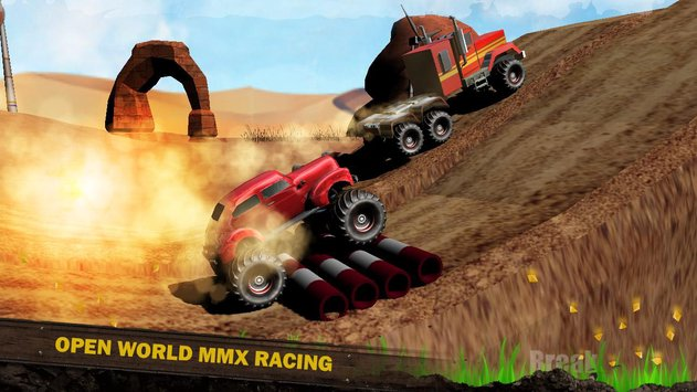 MMX OffRoad Hill Racing 4