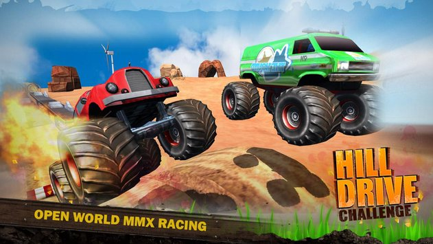 MMX OffRoad Hill Racing