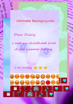 Personal Diary with password5