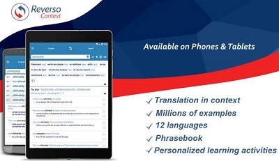 Reverso Translation Dictionary