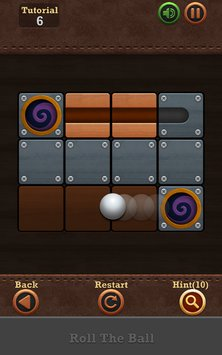 Roll the Ball™ slide puzzle 2 1