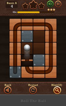 Roll the Ball™ slide puzzle 2 2