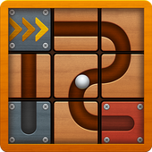 Roll the Ball™ slide puzzle 2