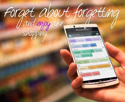 Super Simple Shopping List7