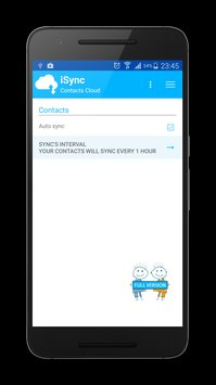 Sync Contacts Cloud2
