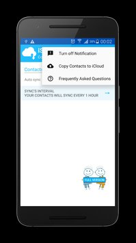 Sync Contacts Cloud3