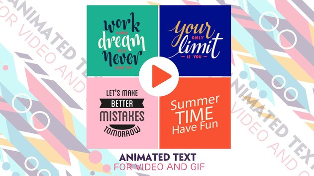 Text Animation Maker2