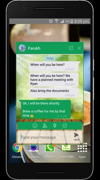 Texter SMS Pro Messaging3