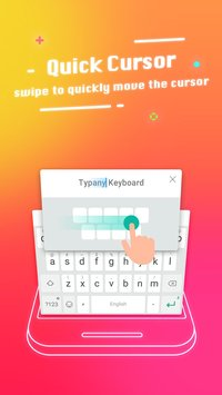 Typany Keyboard Emoji Theme6