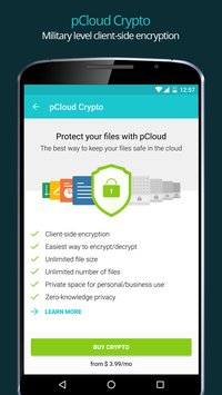 pCloud Free Cloud Storage5